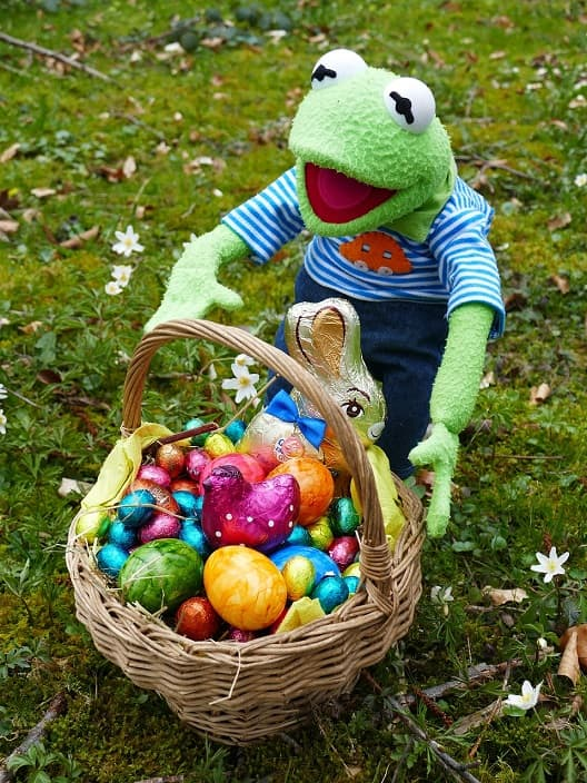 Our Easter Egg Hunt is a celebration full of fun and activities.