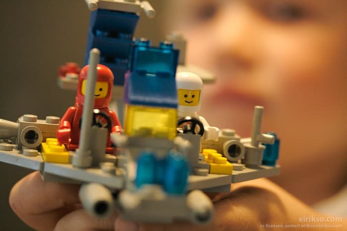 Lego and robotics camp in the SF Bay Area helps kids build their engineering imaginations