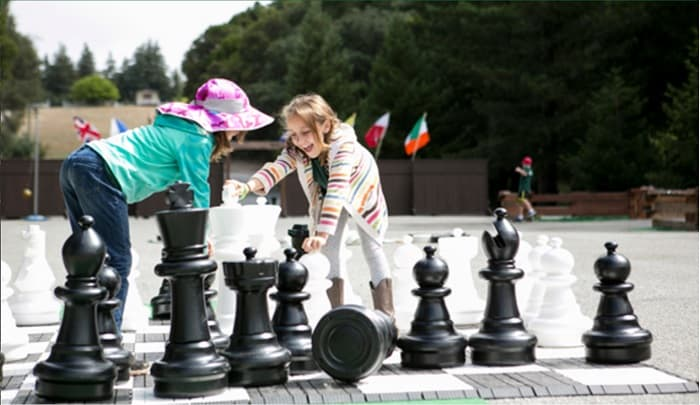 This Bay Area chess camp helps kids of all abilities have fun while learning.