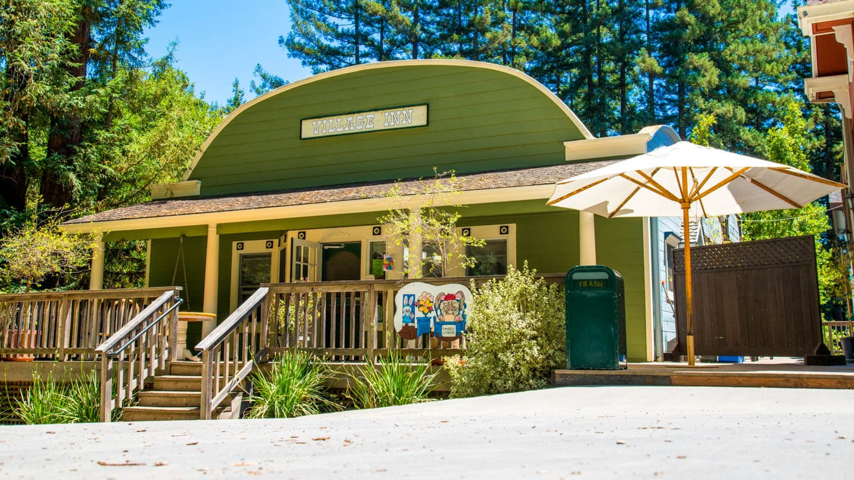 The Village Inn, Kennolyn camp's health center